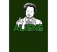 Ancient Aliens Guy Meme Photographic Print