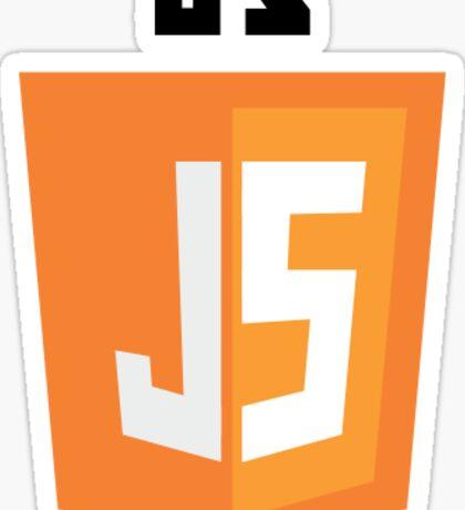 JS sticker Sticker
