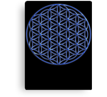 Flower of Life Canvas Print
