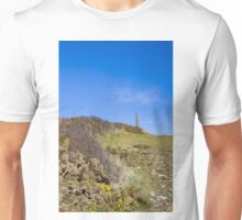 Coastal scene on the Channel Islands Unisex T-Shirt
