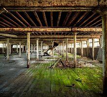 Factory Room by Svetlana Sewell