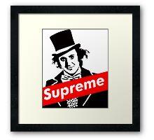 Gene Wilder Framed Print