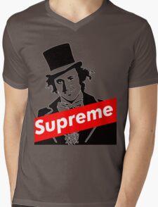 Gene Wilder Mens V-Neck T-Shirt