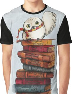 Hedwig Graphic T-Shirt