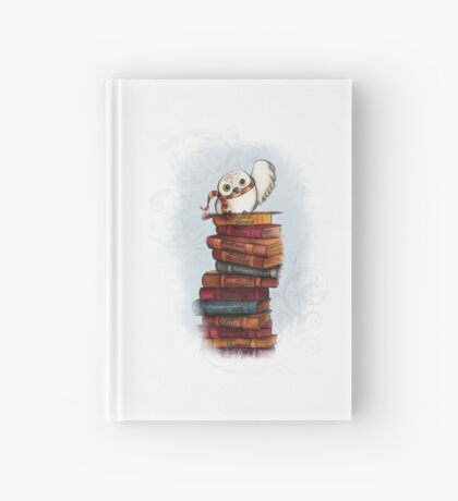 Hedwig Hardcover Journal