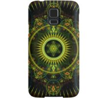 Metatron's Magick Wheel ~ Sacred Geometry Samsung Galaxy Case/Skin