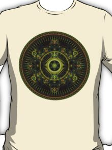 Metatron's Magick Wheel ~ Sacred Geometry T-Shirt