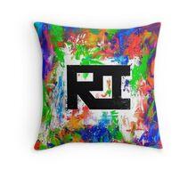 Reckshire Paint Of The RI Throw Pillow