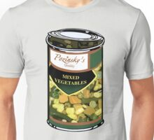 Pozinsky's Vegetables (Mixed)  Unisex T-Shirt