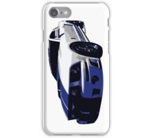 Mustang GT 500 Ready for Mustangs Across America Drive iPhone Case/Skin