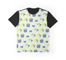 SUSHI KITTIES Graphic T-Shirt