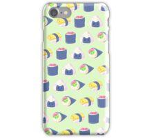 SUSHI KITTIES iPhone Case/Skin