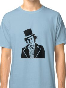 Gene Wilder - Comic Genius Classic T-Shirt