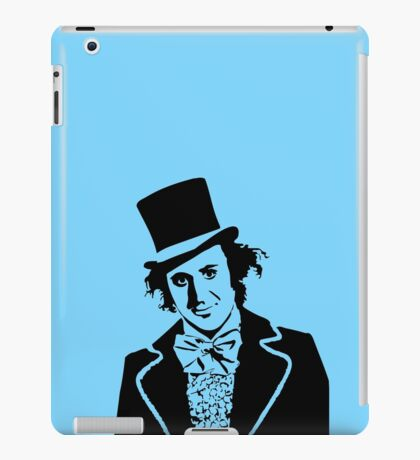 Gene Wilder - Comic Genius iPad Case/Skin