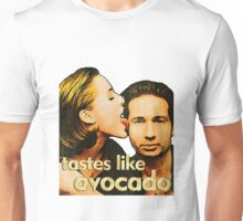 David tastes like avocado Unisex T-Shirt