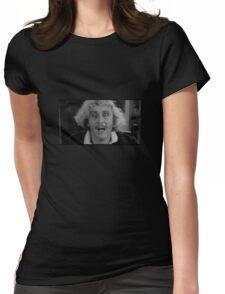 Gene Wilder - Comic Genius 2 Womens Fitted T-Shirt