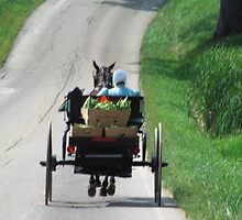 Off to Market... by Karen L Ramsey