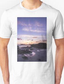Guernsey sunset T-Shirt