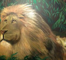 Majestic Pondering by Karen L Ramsey