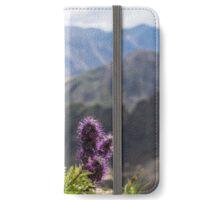 14er Flowers iPhone Wallet/Case/Skin