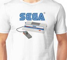 SEGA SG-1000 classic gaming console Unisex T-Shirt