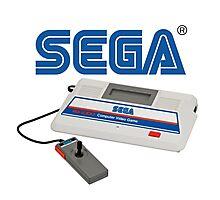 SEGA SG-1000 classic gaming console Photographic Print