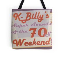 Reservoir Dogs: K-Billy Tote Bag
