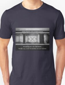 I Will Play My Game Beneath The Spin Light- Brand New Unisex T-Shirt