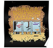 Stall Wars Poster