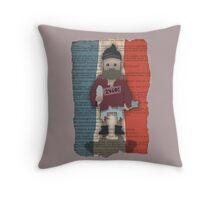 Cute classics - Les Miserables Throw Pillow