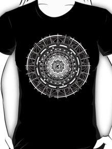 Mandala Om (white) T-Shirt