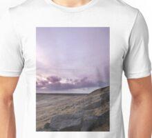 Buckstone edge sunset Unisex T-Shirt