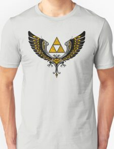 Tri Winged Unisex T-Shirt