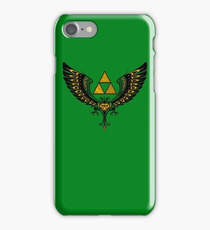 Tri Winged iPhone Case/Skin