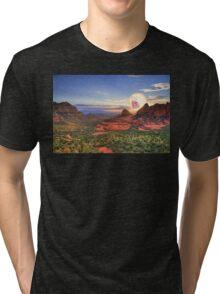 Screaming Sun Sedona. Tri-blend T-Shirt