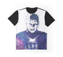 Hellraiser | Pinhead | Doug Bradley | Galaxy Horror Icons Graphic T-Shirt