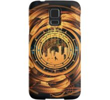 Sirocco City Samsung Galaxy Case/Skin