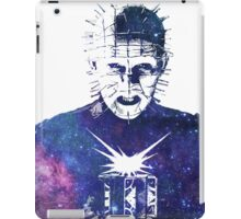 Hellraiser | Pinhead | Doug Bradley | Galaxy Horror Icons iPad Case/Skin