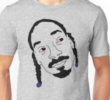 Badly Drawn Snoop Dogg Unisex T-Shirt