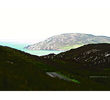 Ireland - Inishowen Peninsular, Donegal, Ireland Photographic Print