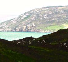 Ireland - Inishowen Peninsular, Donegal, Ireland Sticker