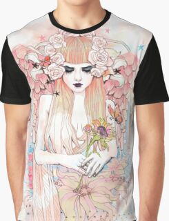 Fairy Fantasy Graphic T-Shirt