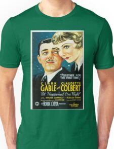 Ezria - It happened one night Unisex T-Shirt