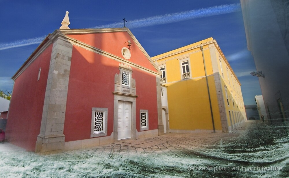 Cascais and the sea by terezadelpilar ~ art & architecture