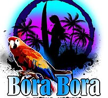 Bora Bora Night by dejava