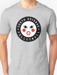 TOKYO GEISHAS VOLLEYBALL Unisex T-Shirt
