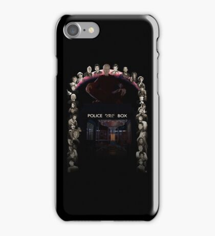 Dawn of the Twelfth iPhone Case/Skin