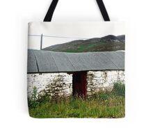 Abandoned Barn, Inishowen Peninsular, Donegal, Ireland Tote Bag
