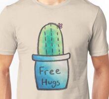 Cactus Just Wants Hugs Unisex T-Shirt