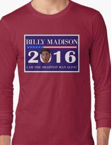 Billy Madison 2016 Long Sleeve T-Shirt